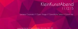 KleinKunstAbend 2